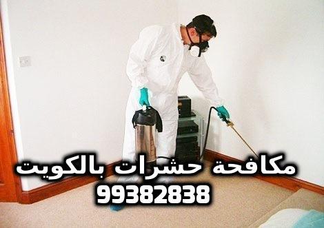 رقم مكافحة الحشرات في الكويت 99382838