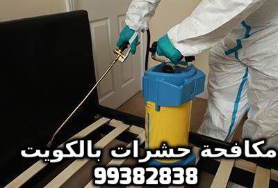 شركة مكافحة حشرات بالأندلس بالكويت 99382838