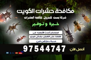 مبيد حشرات في الكويت
